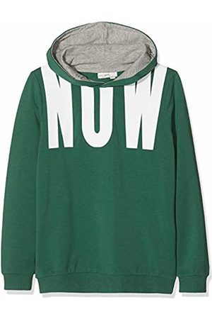 Name it Boy's Nkmvugo Ls Sweat Wh Unb B Sweatshirt, Hunter