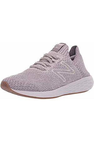 New Balance Women's Fresh Foam Cruz v2 Sock Running Shoes, Dark Cashmere