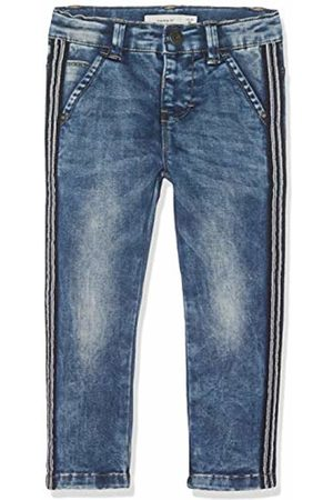 Name it Boy's Nmmsilas Dnmaclas 2169 Pant Noos Jeans, Medium Denim