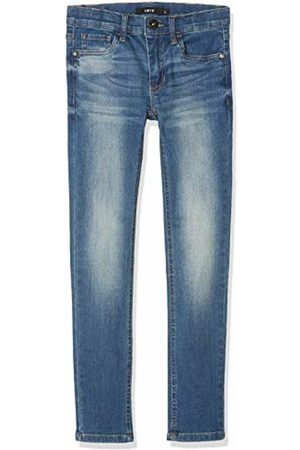Name it Boy's Nlmpilou Dnmtalas 2174 Pant Jeans, Medium Denim