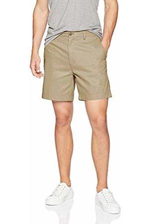 "Amazon Essentials Slim-fit 7\"" Short (Khaki KHA)"