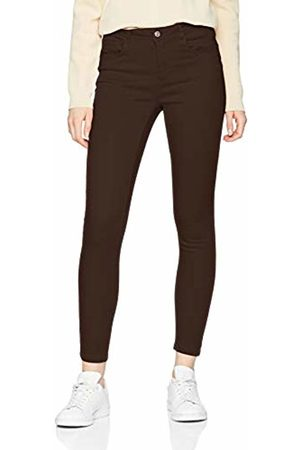 ONLY NOS Women's Onlblair Mid Sk Ankle Pant PNT Noos Trouser, Olive