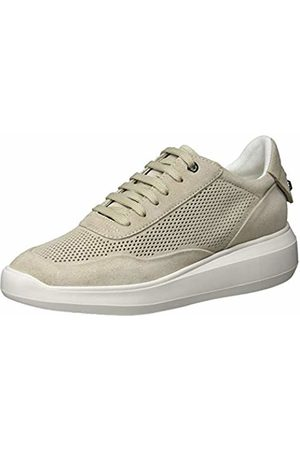 Women's D Rubidia A Low Top Sneakers, ((Lt Taupe C6738)
