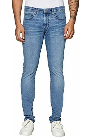 Esprit Men's 999EE2B803 Slim Jeans, ( Medium Wash 902)