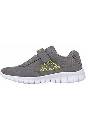 Kappa Trainers - Unisex Kids' Follow Trainers, (1633 /Lime)