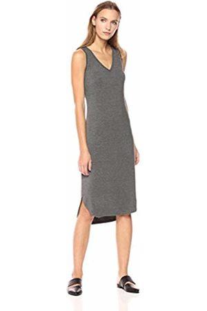 Daily Ritual Women's Jersey Sleeveless V-Neck Dress, XXL