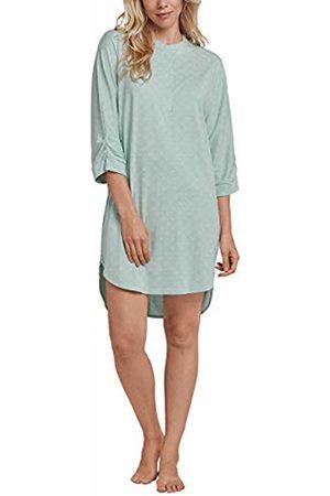 Schiesser Women's Sleepshirt 3/4 Arm, 95cm Nightie