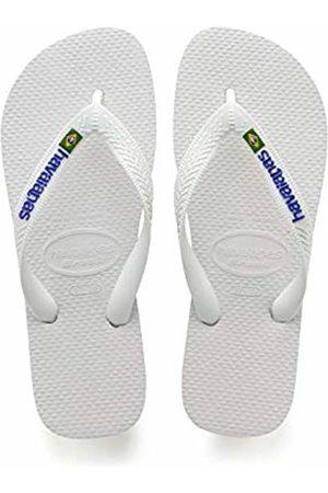 Havaianas Brasil Logo Unisex Adult's Flip Flops