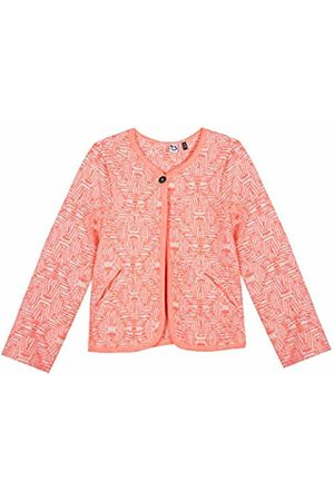 3 Pommes Girl's 3n17054 Cardigan (Tropical 352)