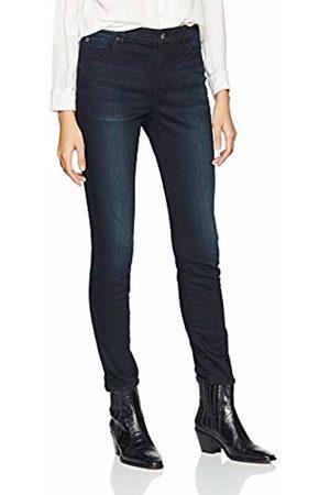 Armani Women's J10 Super Skinny Cropped Denim Boyfriend Jeans (Indigo 1500)