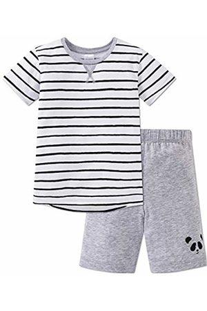 Schiesser Boy's Relax Anzug Kurz Pyjama Set
