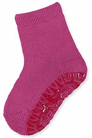Sterntaler Boys' Calf Socks Magenta