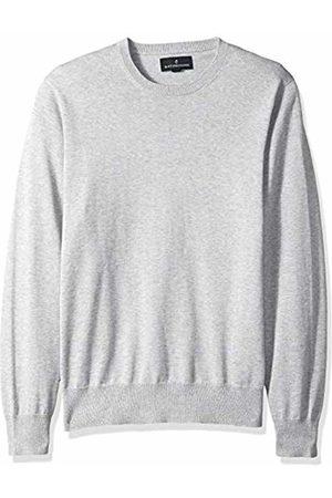 Buttoned Down Supima Cotton Crewneck Sweater