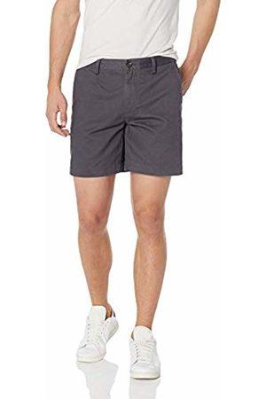 "Amazon Essentials Slim-fit 7\"" Short (Gray Gra)"