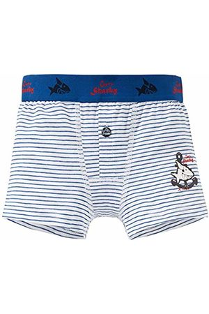 Schiesser Boy's Capt´n Sharky Retro Boxer Shorts