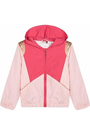3 Pommes Girl's 3n41034 392 Raincoat, (Cherry