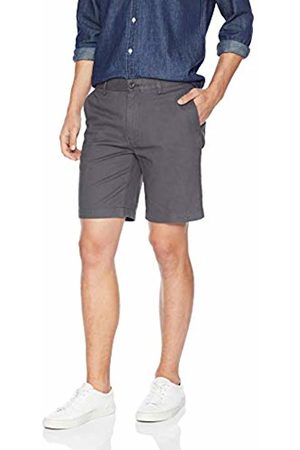 "Amazon Essentials Slim-fit 9\"" Short (Gray Gra)"
