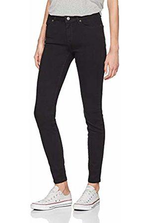 Selected Femme Women's Slfida Mw Skinny Jeans W Noos Denim