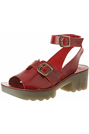Fly London Women's CANO433FLY Ankle Strap Sandals, ( 006)