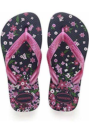 Havaianas Unisex Kid's Flores Flip Flops
