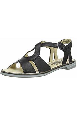 Fly London Women's CULA008FLY Open Toe Sandals, ( /Bronze 000)