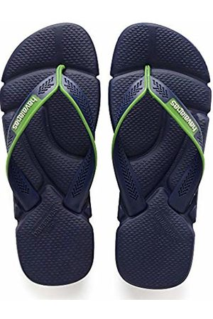 Havaianas Men's Power Flip Flops,NAVY/