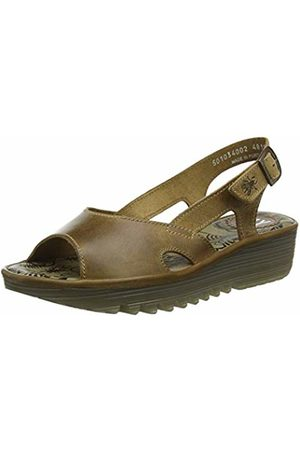 Fly London Women's EDON034FLY Sling Back Sandals