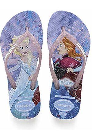 Havaianas Unisex Adult's Kids Slim Frozen Flip Flops