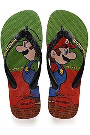 Havaianas Unisex Adult's Mario Bros Flip Flops