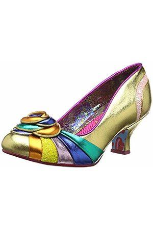 Irregular Choice Women's Stupenda Closed Toe Heels, ( A)