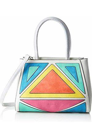 Bulaggi Angel Handbag Women's Top-Handle Bag, (Wei\ß)