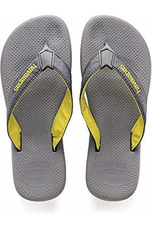 Havaianas Men Flip Flops - Men's Surf Pro Flip Flops, (Steel / 8621)