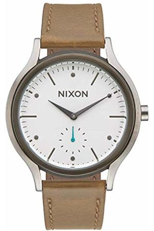 Nixon Women's Analogue Quartz Watch with Leather Strap A995-2364-00