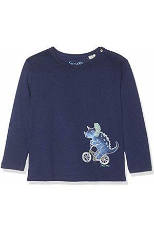 Sanetta Baby Boys' Shirt Trouser, (Moon 5866)