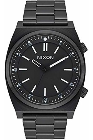 Nixon Men's Analogue Quartz Watch with Stainless Steel Strap A1176-001-00