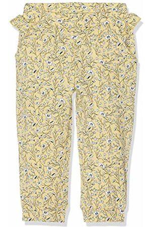Name it Baby Trousers - Baby Girls' Nbfbertha Pant Trouser, Popcorn