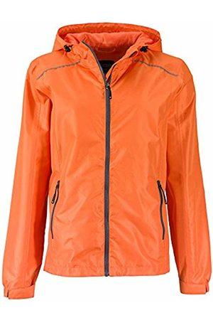 James & Nicholson Women's Ladies' Rain Jacket ( /Carbon)