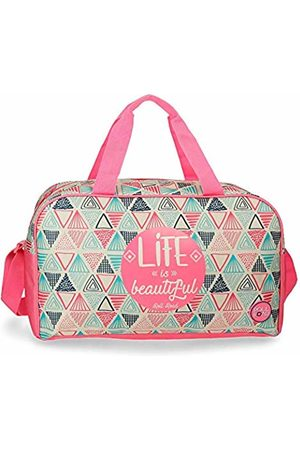 Roll Road Life School Backpack (Multicolour) - 4463361