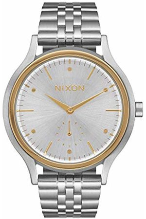 Nixon Women's Analogue Quartz Watch with Stainless Steel Strap A994-1921-00