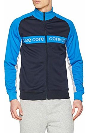 Jack & Jones Men's Jcoarena Zip Turtle Neck Sweat Jacket, Sky Captain