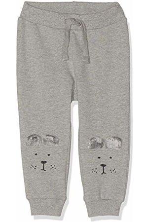 Name it Baby Trousers - Baby Boys' Nbmbenman SWE Pant Trouser, Melange