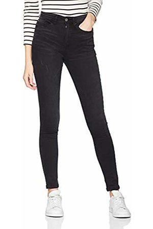 JDY Women's jona Skinny High Noos DNM Jeans, Denim