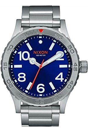 Nixon Mens Analogue Quartz Watch with Stainless Steel Strap A916-1258-00