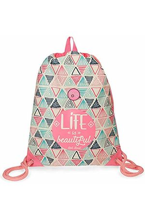 Roll Road Life School Backpack (Multicolour) - 4463861