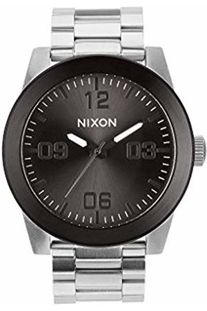 Nixon Men's Analogue Classic Quartz Watch with Stainless Steel Strap A346-1762