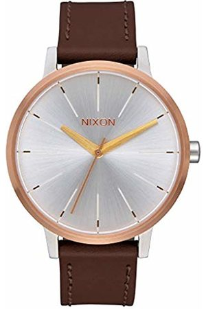 Nixon Womens Analogue Quartz Watch with Stainless Steel Strap A108-2632-00