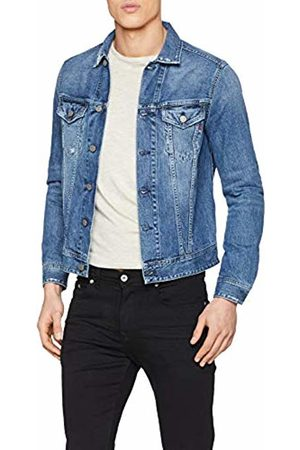 Replay Men's M301 .000.174 408 Denim Jacket, (Medium 9)
