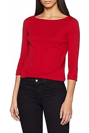 Esprit Women's 999ee1k800 Long Sleeve Top, (Dark 3 612)