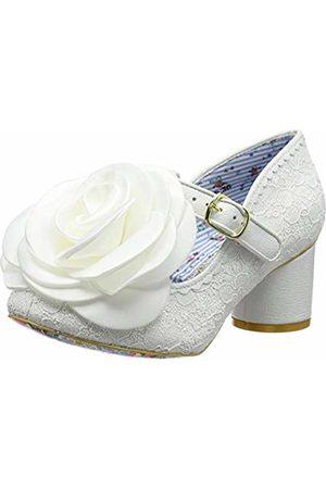 Irregular Choice Women's Kussen Wedding Shoes, ( Dark)