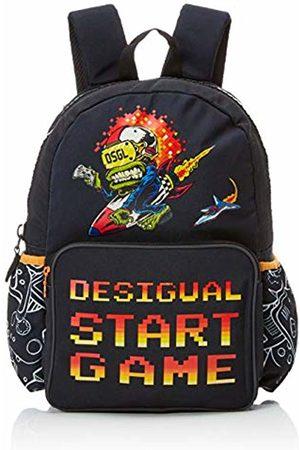 Desigual Moch_sailing, Boys' Backpack, (Negro)